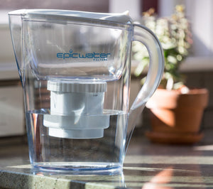 Pure Water Filter Jug | Removes Fluoride