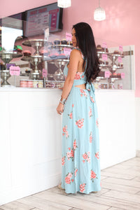 Floral Your Fancy Maxi Dress