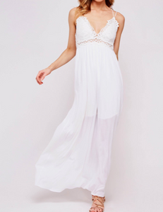 So Chic Maxi Dress