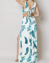 Load image into Gallery viewer, Chase The Feather  Maxi Dress