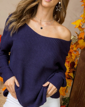 Load image into Gallery viewer, Knot Your Average Sweater Top