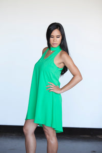 Kelly Kelly Green Dress