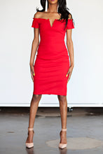 Load image into Gallery viewer, Cali Red Dress