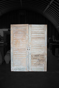 Pair Of Antique Barn Doors