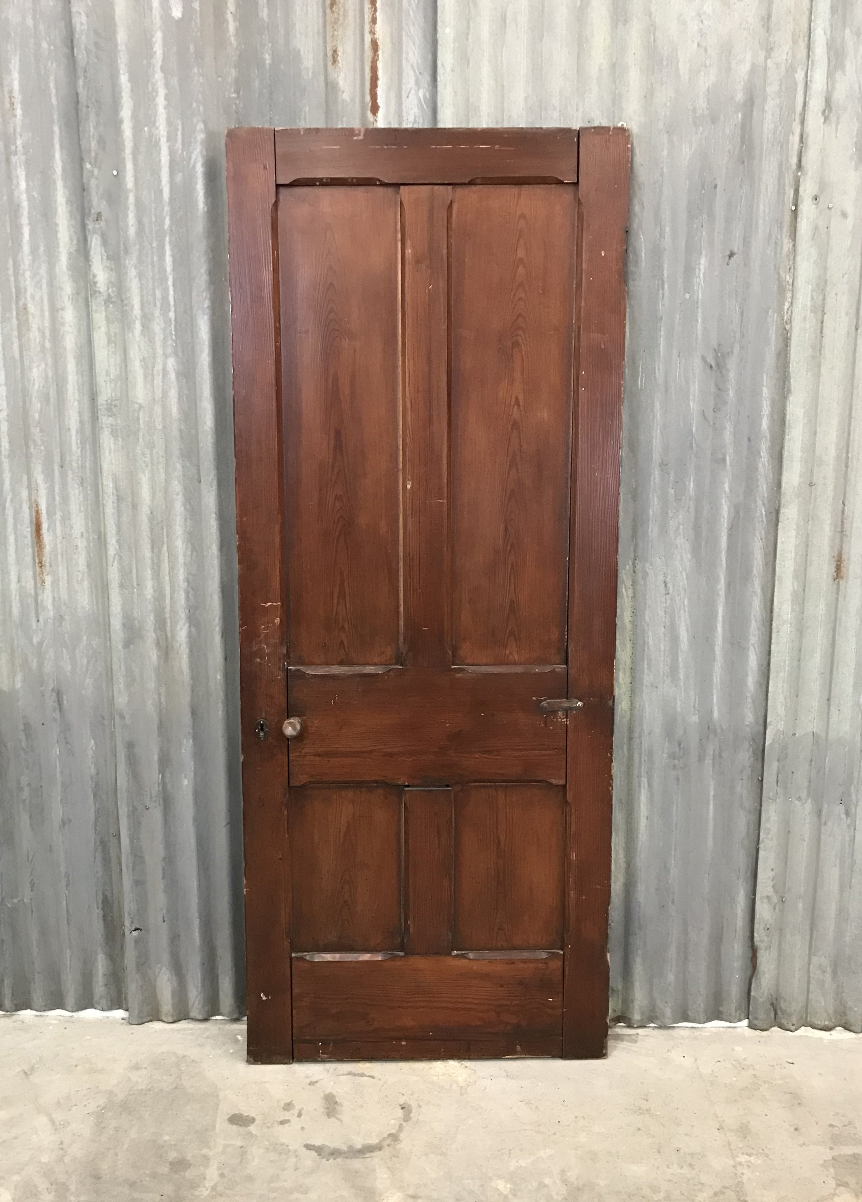 Antique Welsh Door