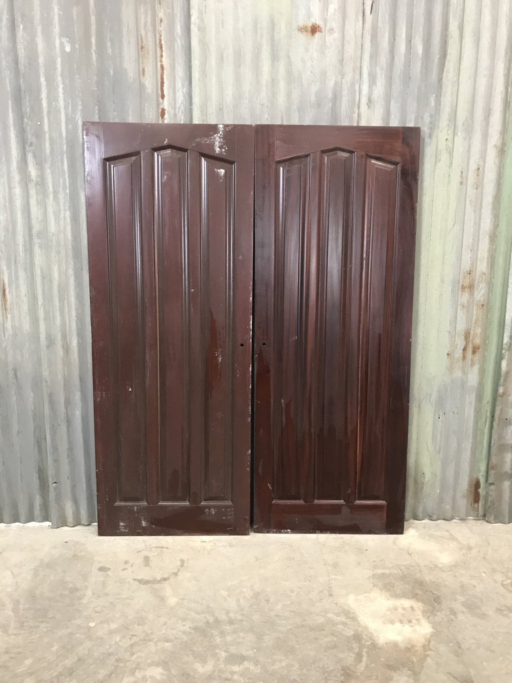 Pair Of Vintage Doors