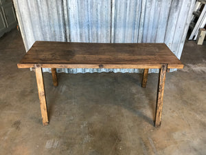 Antique Primitive Table