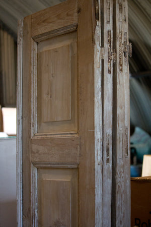 Pair Of Antique French Doors