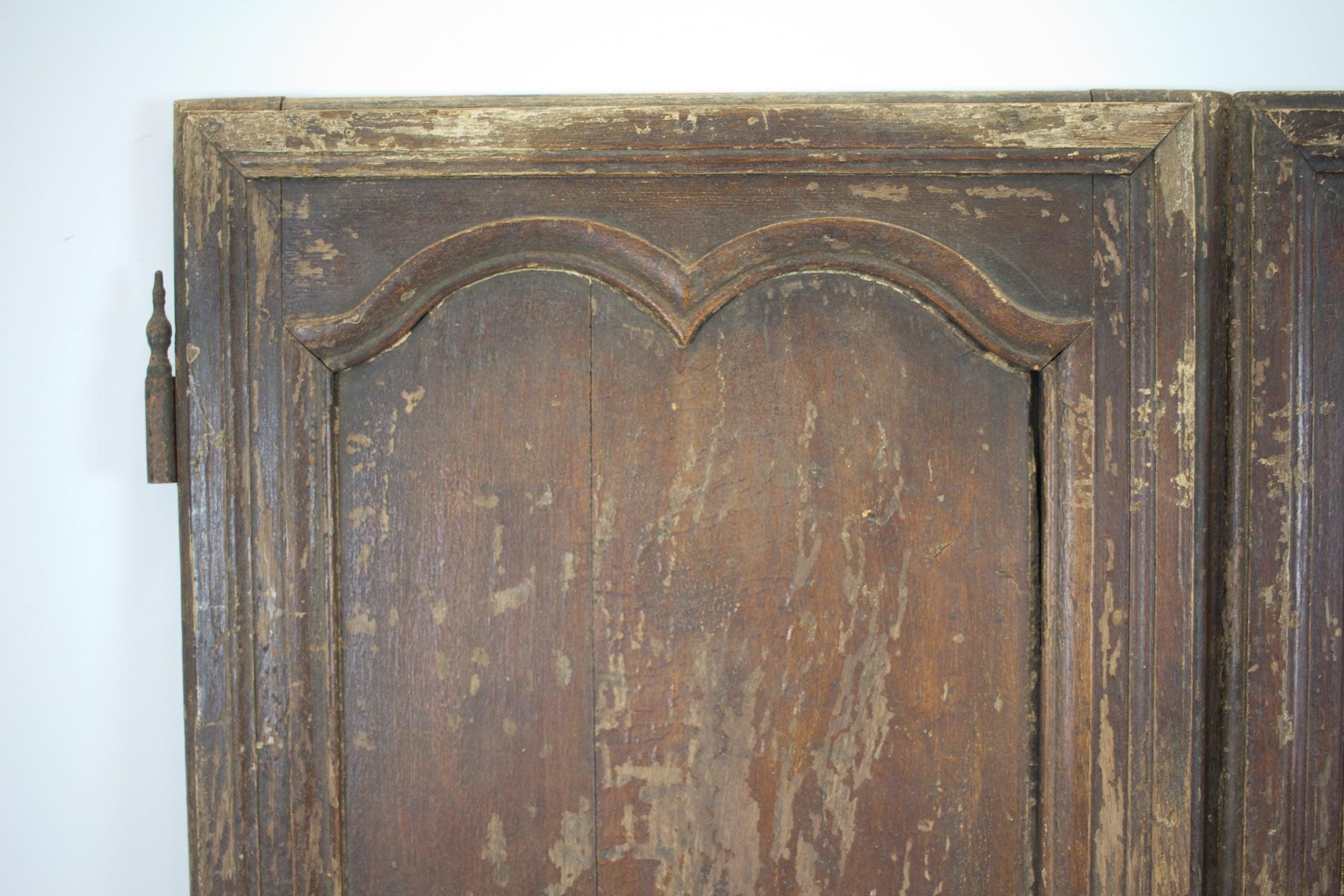 Pair of French Armoire Doors