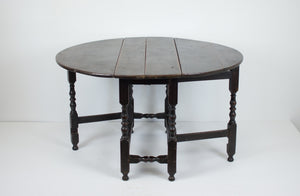 Victorian Drop-Leaf Table