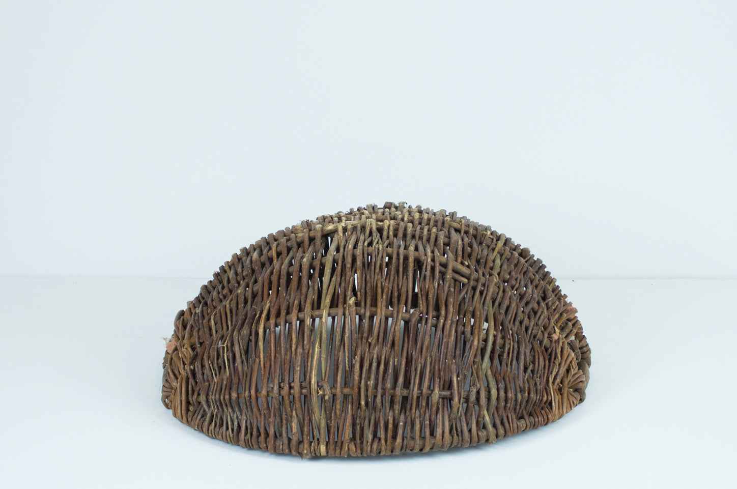 Woven Willow Basket