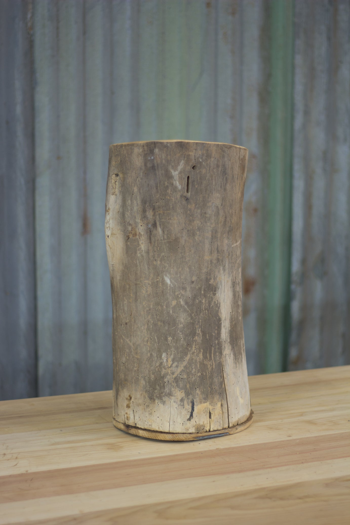 Hornbeam Storage Barrel