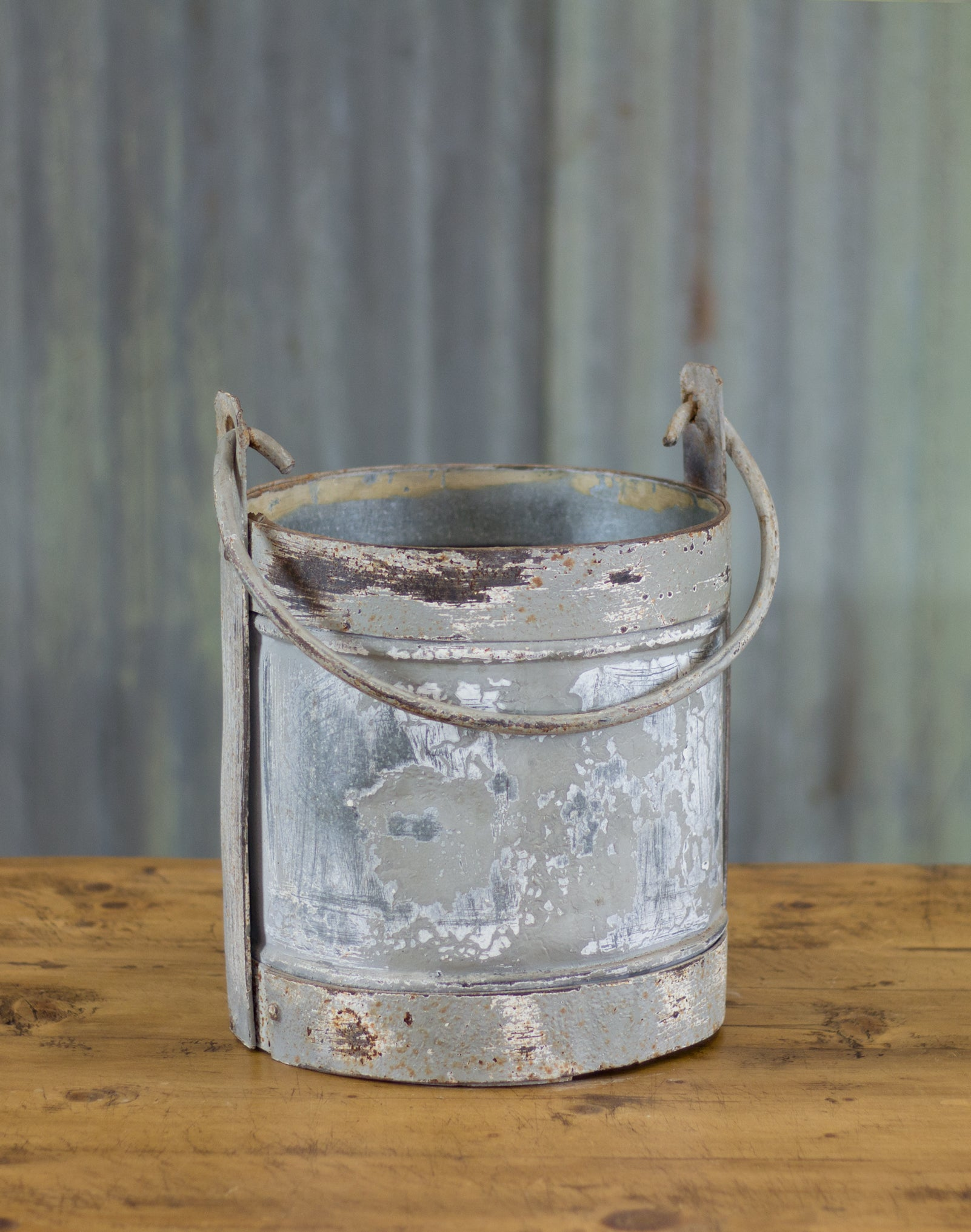 Iron Well Bucket