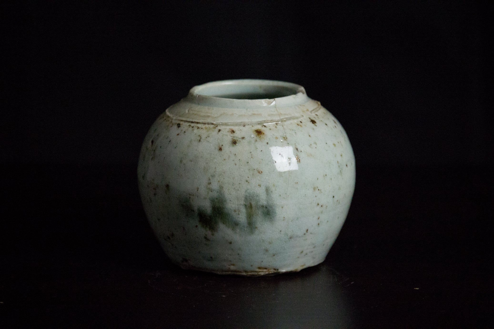 Antique Ginger Jar
