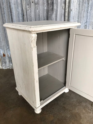 Farmhouse Painted Cupboard