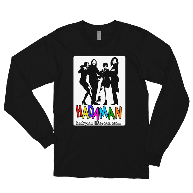 HADAMAN Unisex Long Sleeve Shirt