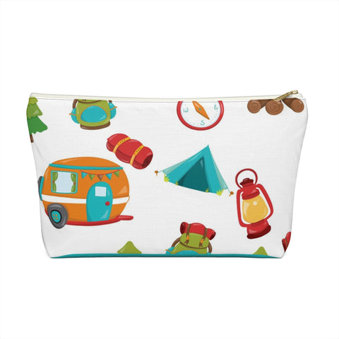 Happy Camper Accessory Pouch