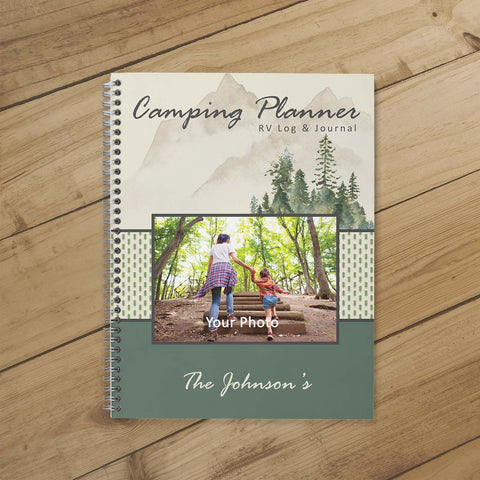 Camping Journal & Planner (Photo #2)