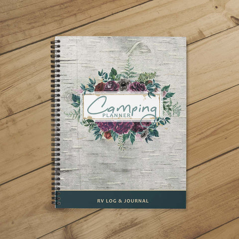 Camping Planner & Journal (Birchwood #4)