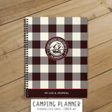 Camping Journal & Planner (Picnic)