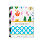 RV Log & Camping Journal (Branches and Dots) - Travel Planner