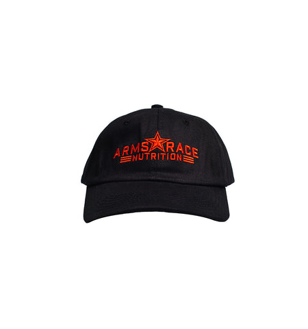 Black ARN Dad Hat