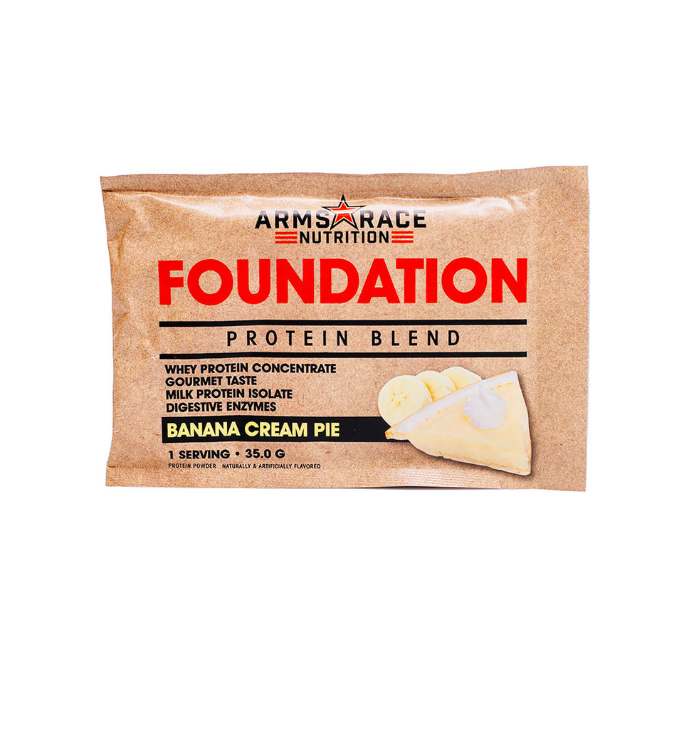 FOUNDATION Banana Cream Pie