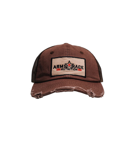 Brown ARN Trucker Hat