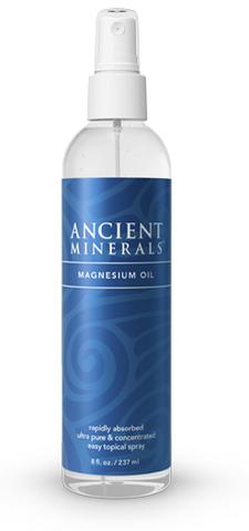 Ancient Minerals Magnesium Oil Australia 237ml Spray unit