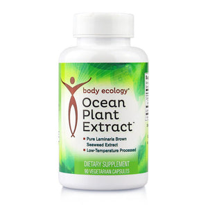 Body Ecology Ocean Plant Laminaria antiviral, antifungal, and anti-inflammatory agents, including a potent polysaccharide that has confirmed impact on viruses and  common respiratory viruses.