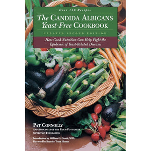 The Candida-Albicans Yeast Free Cookbook - Pat Connolly