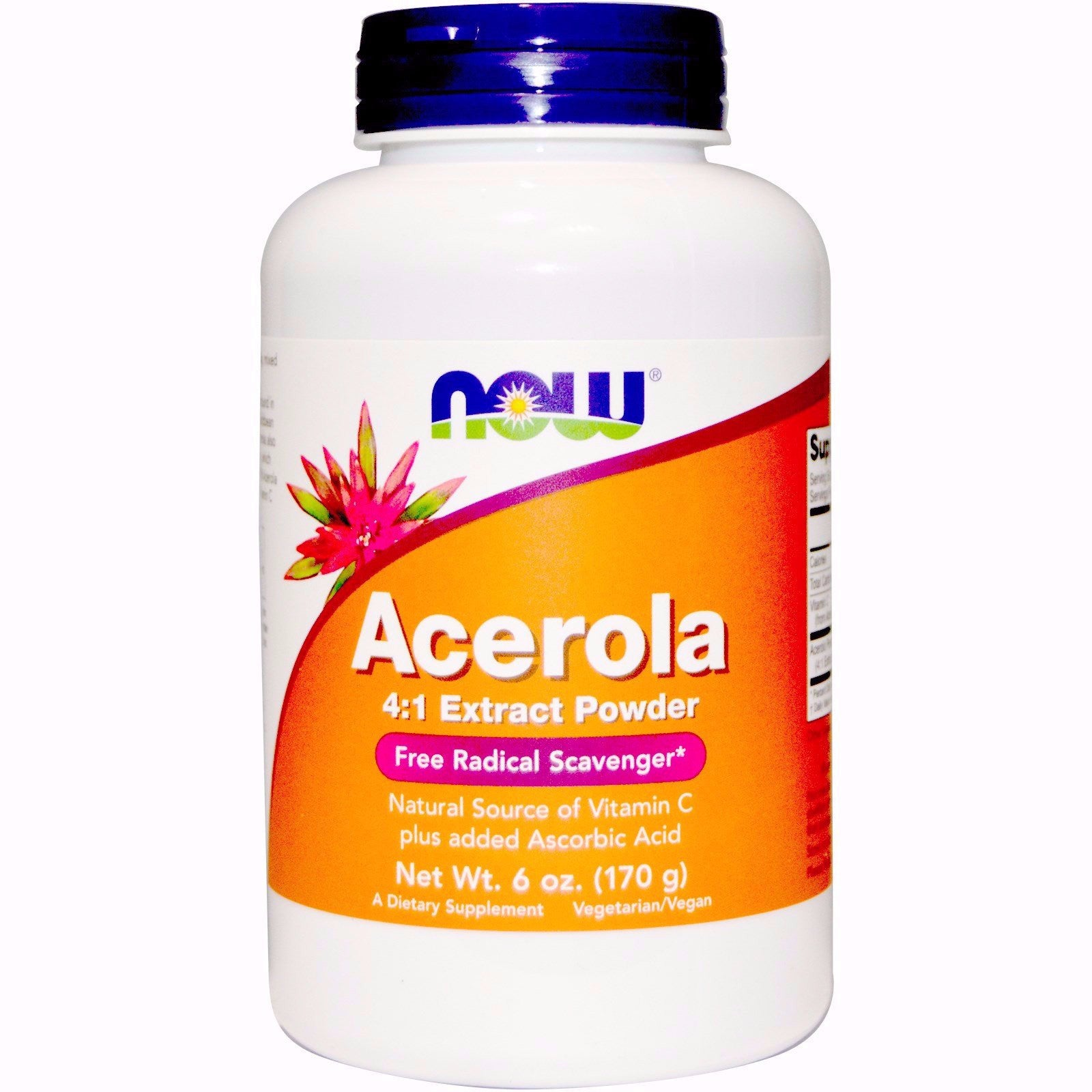 Vitamin C Australia Acerola Now Powder 170g - Nourishing Ecology
