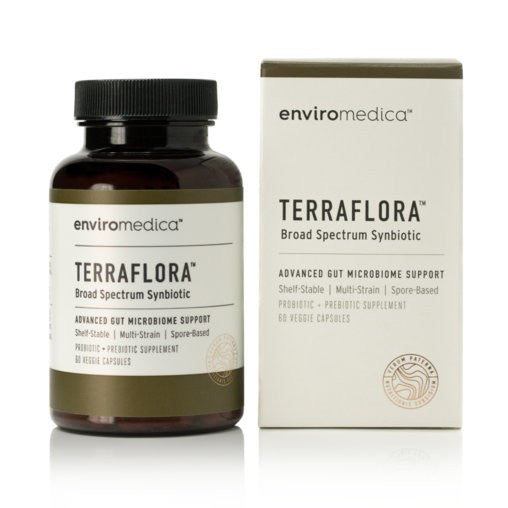 Probiotic Australia Terraflora  Probiotic and prebiotic - Nourishing Ecology