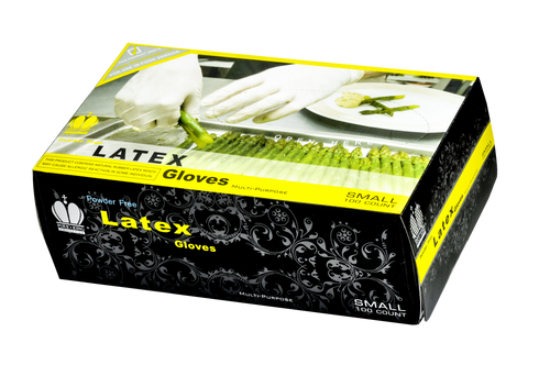 Powder-Free Latex Disposable Gloves