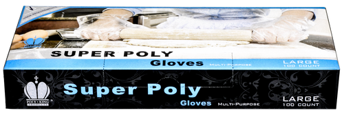 Super Poly (CPE) Gloves