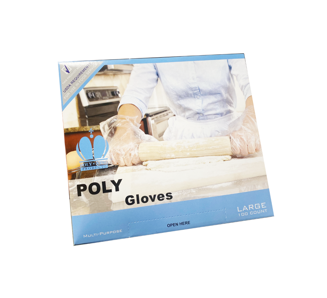 Poly (LDPE) Disposable Gloves