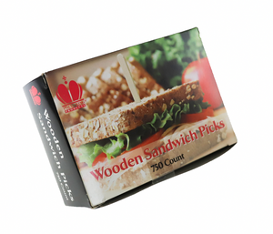 Wooden Sandwich Picks
