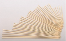 "Load image into Gallery viewer, 8"" Bamboo Skewers"