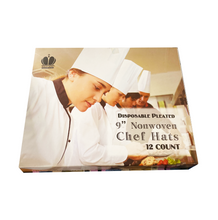Load image into Gallery viewer, Non-Woven Chef Hats