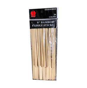 Bamboo Paddle Sticks