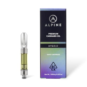 Alpine Cartridge OG Kush