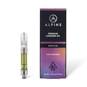 Alpine Cartridge True OG