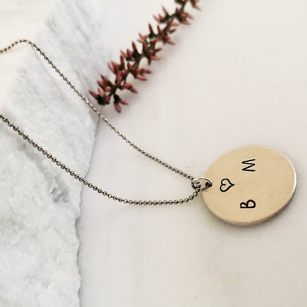 Kids Name Necklace - Personalized Jewelry