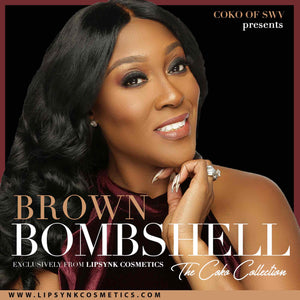Brown Bombshell