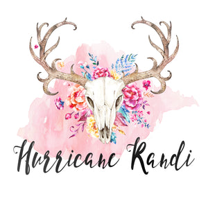Hurricane Randi Sticker Co.