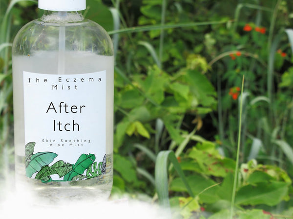 The Eczema Mist : After Itch Skin Soothing Aloe Mist