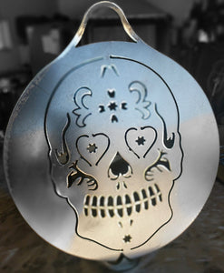 Not Your Mama's Comal - Sugar Skull