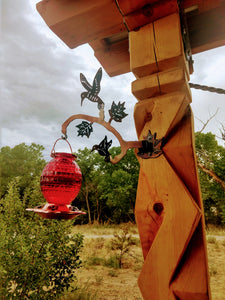 Hummingbird Feeder Hanger