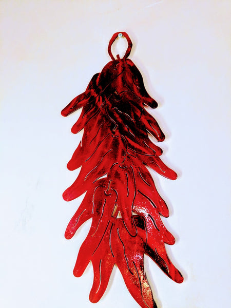 Everlasting Chile Ristra - Wall Hanging (Single-Dimensional)