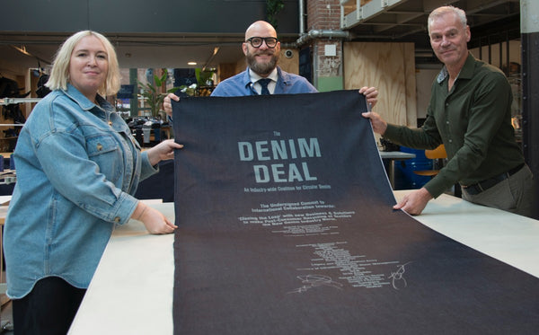 Where do we sign? The Denim Deal!